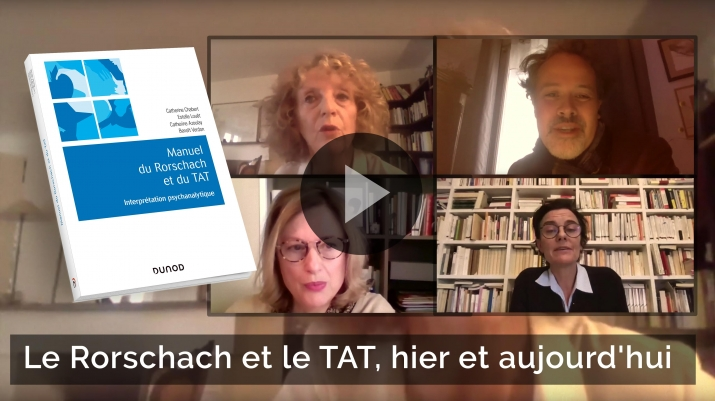 Live-Replay RORSCHACH et TATA