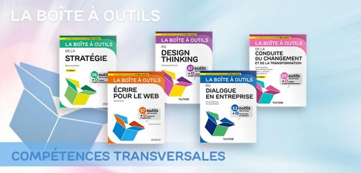Boîte à Outils Dunod - Sélection compétences transversales