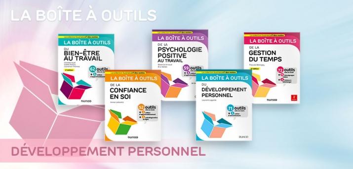 Boîte à Outils Dunod - Sélection développement personnel