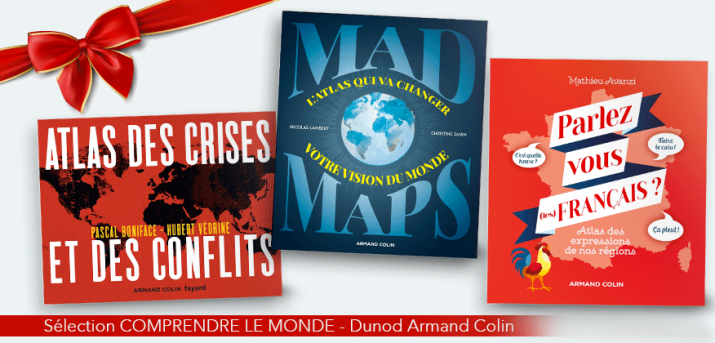 Sélection livres cadeaux : Comprendre le Monde