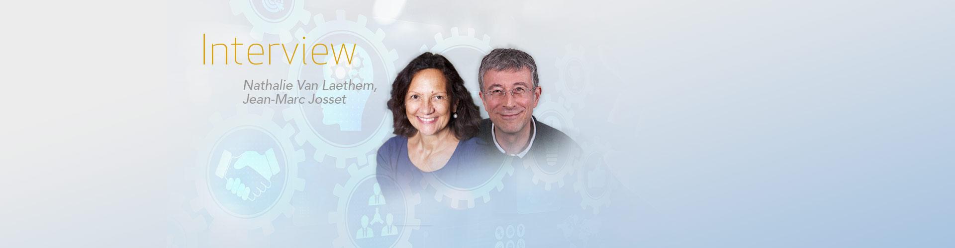 interview Nathalie Van Laethem et Jean-Marc Josset auteurs de la boîte à Outils des Soft Skills