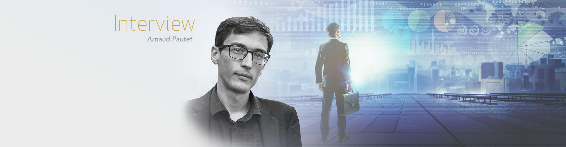 Les défis du capitalisme - Interview Arnaud Pautet