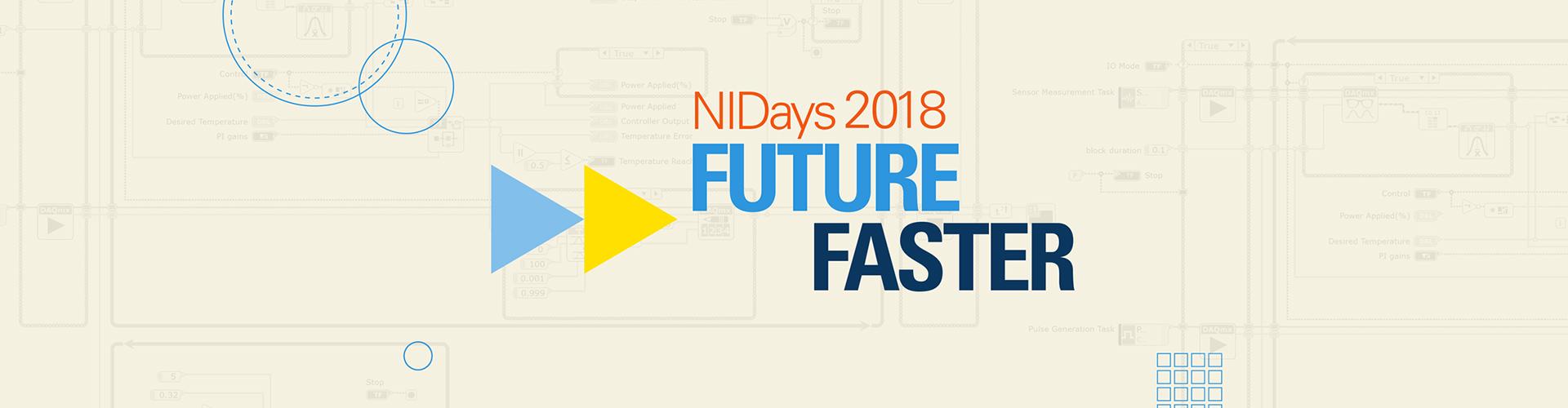 Dunod partenaire des NIDays 2018 pour le livre LabVIEW