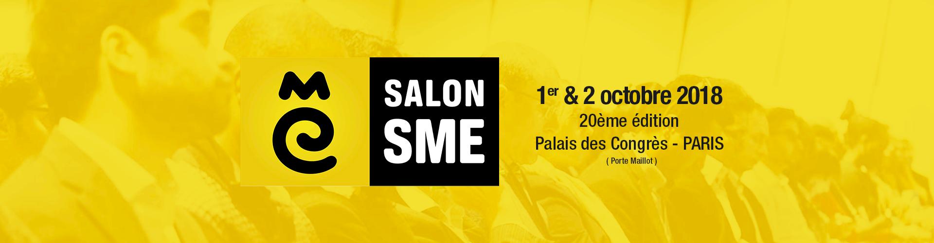 Dunod, partenaire du salon SME 2018