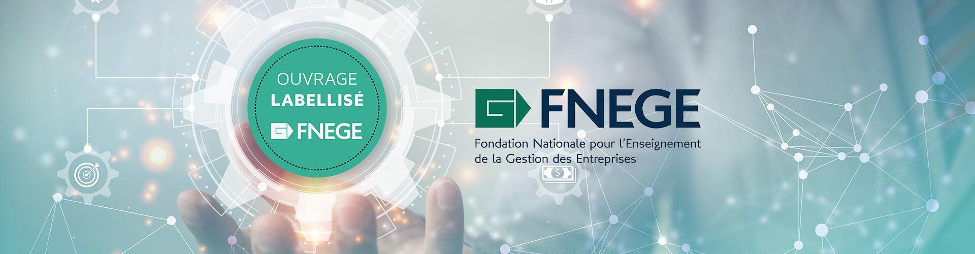 L'expertise de nos auteurs en gestion et management reconnue - Labelisé FNEGE