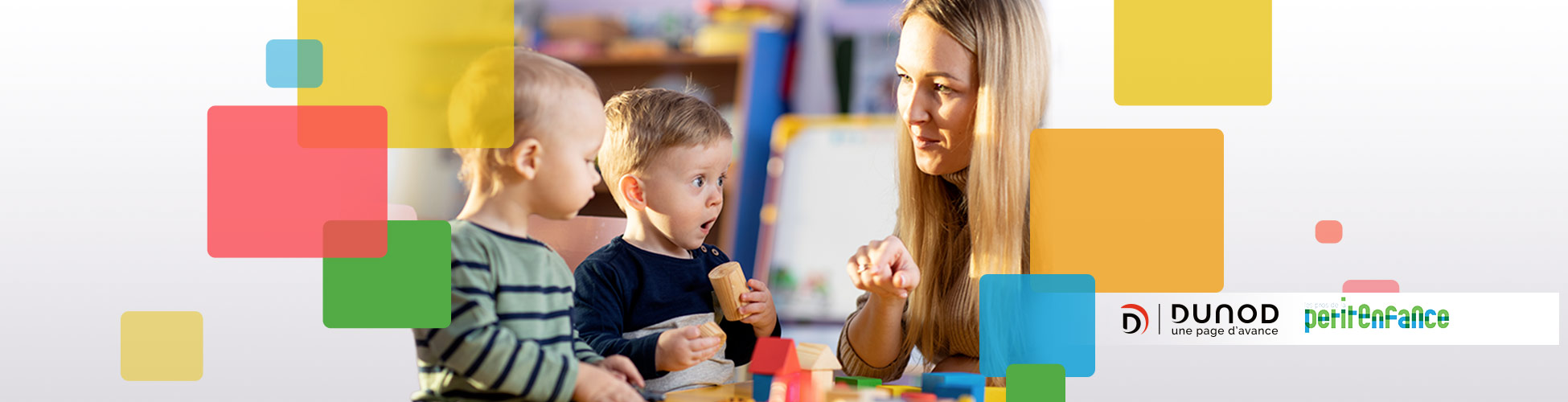 La formation en ligne pour les professionnels de la petite enfance