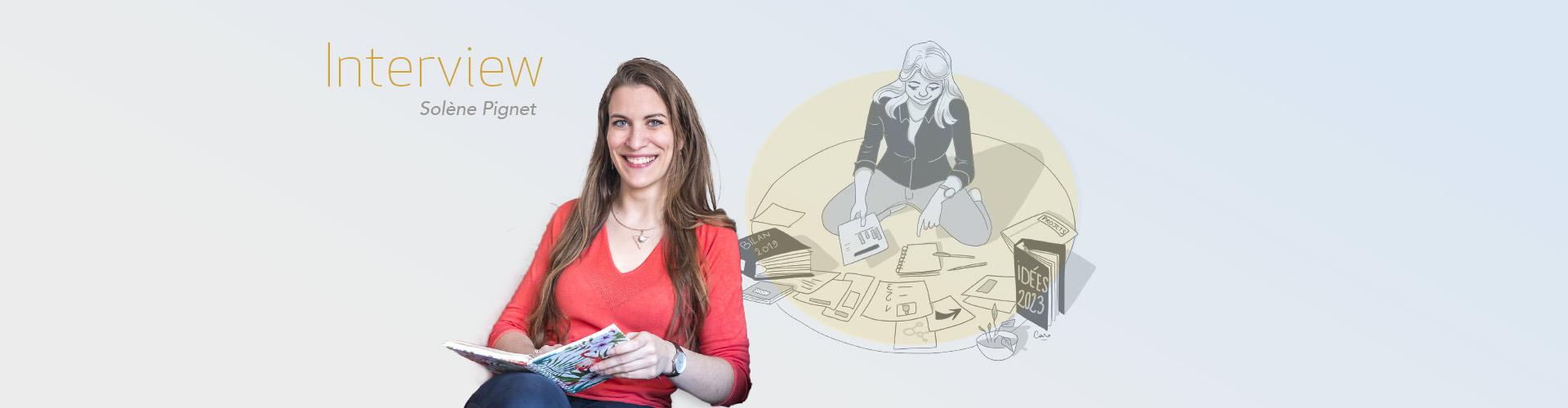 L'entrepreneur durable : interview de Solène Pignet