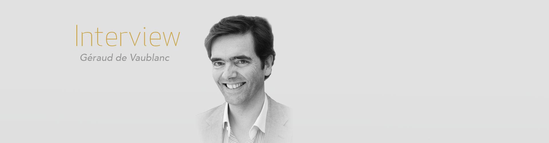 """Rencontre avec Géraud de Vaublanc pour son livre """"Image, réputation, influence"""""""