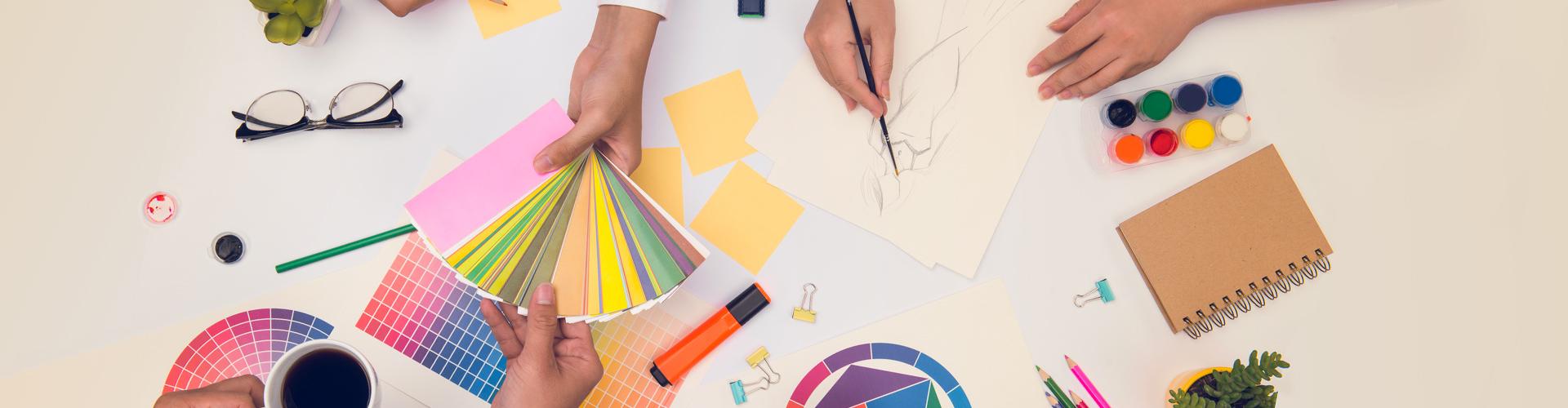 Le design graphique au service des marques