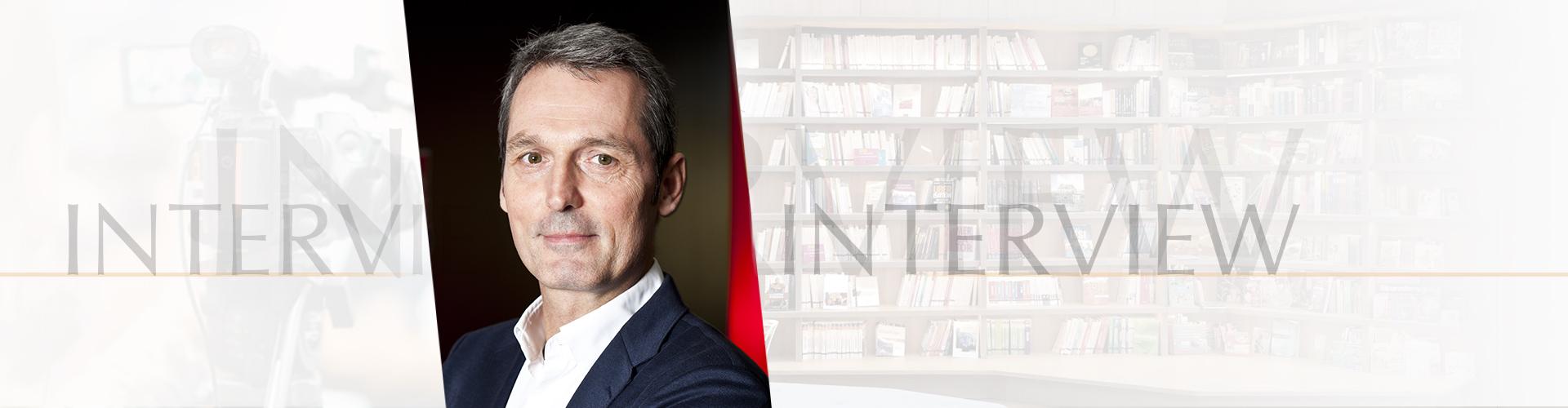 Le marketing client réinventé - interview de Stéphane Truphème