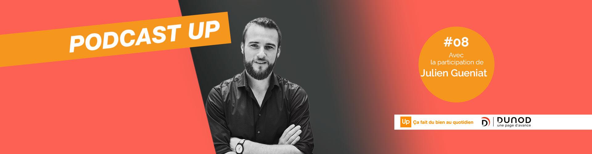 Podcast-UP : 2h chrono pour mieux s'organiser - Etre productif et serein dans un monde chaotique
