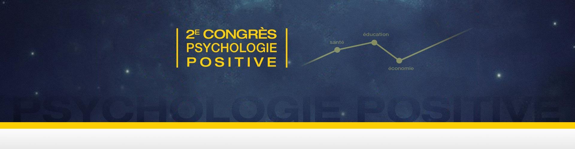 Psychologie positive, livre événement du 2e Congrès francophone de Psychologie positive - Metz - Dunod