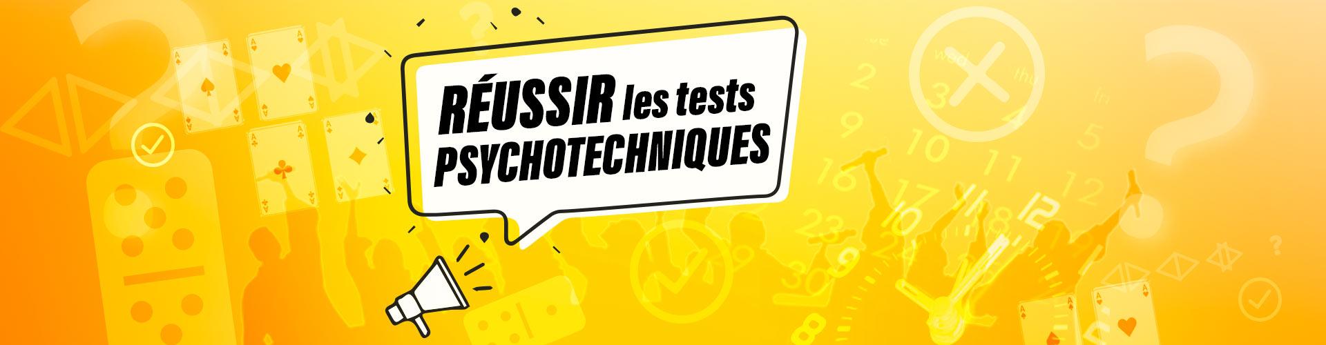 PsychotechniX - Réussir tous les tests aux concours !