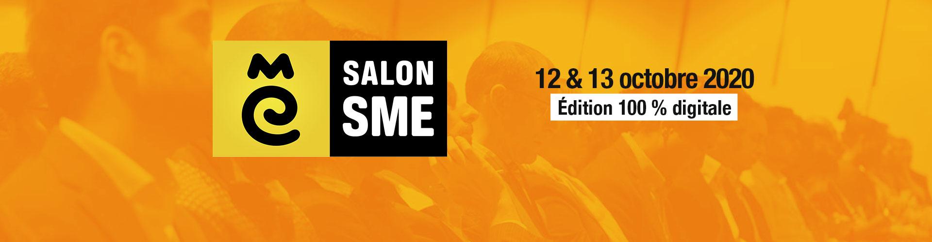 Dunod partenaire du Salon SME 2020 le Salon des rencontres décisives