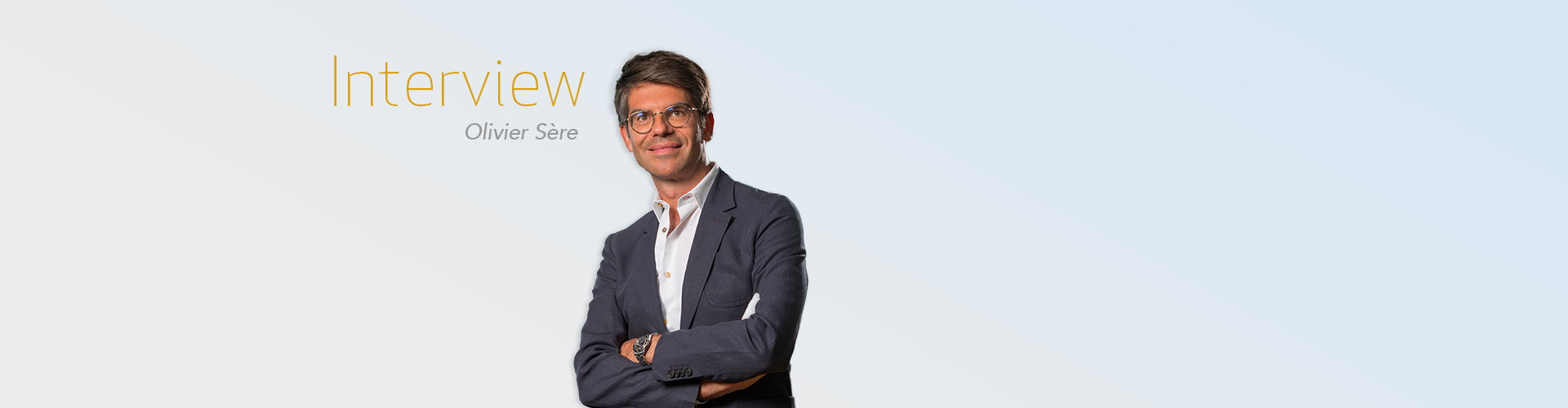 Storytelling - Interview d'Olivier Sère